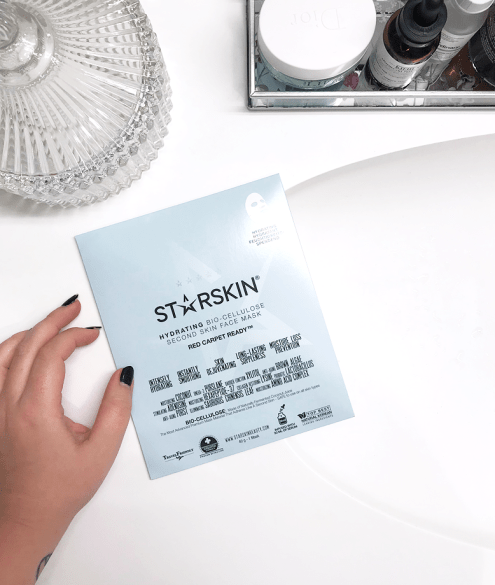 STARSKIN red carpet ready sheet mask