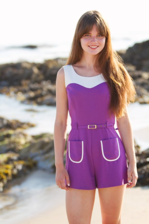 tailored-playsuit-river-island