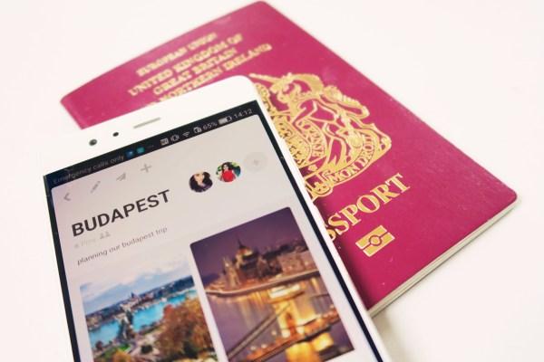 budapest-trip-planning