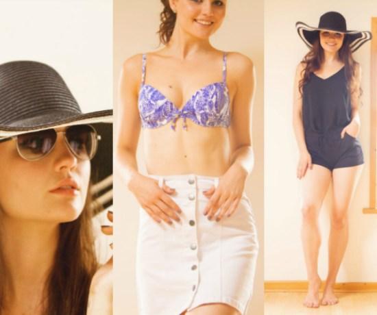 Matalan summer outfit selection