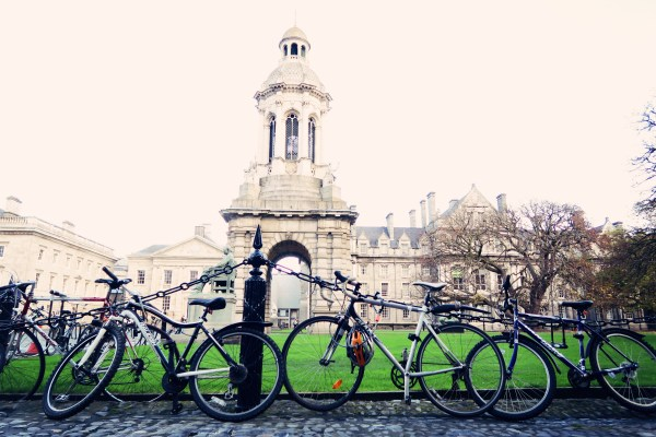 bikes-at-trinity-college-dublin
