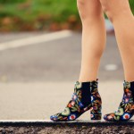 The Snazziest Booties I Ever Did See | Embroidered Boots & Old School Chitchat