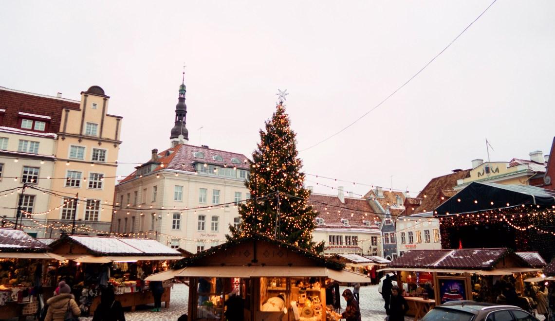A Long Weekend in Tallinn | The Picture Postcard City Break