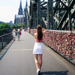 a short trip to Cologne