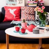 Teezeit & eine DIY Idee für Stoffreste {Werbung}