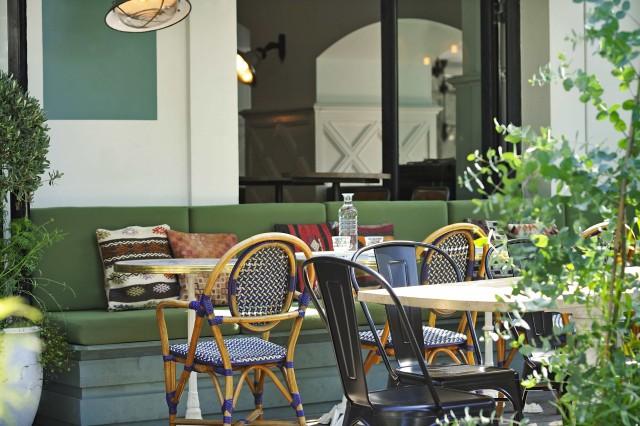 La Brasserie DAuteuil By Laura Gonzalez Joli Place