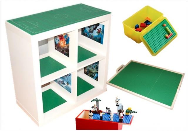 Rangement Pour Lego Des Solutions Futes Adopter