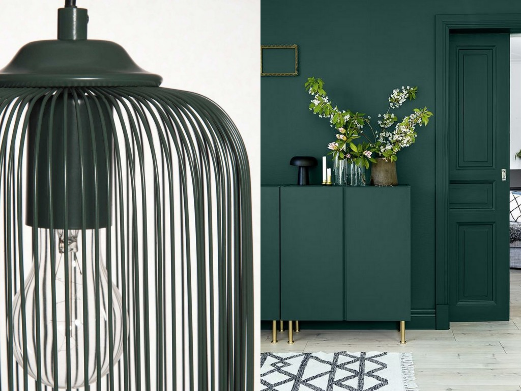 design therapy c hay vert fonce