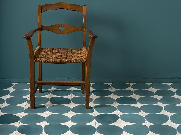 carreaux de ciment motif geometrique