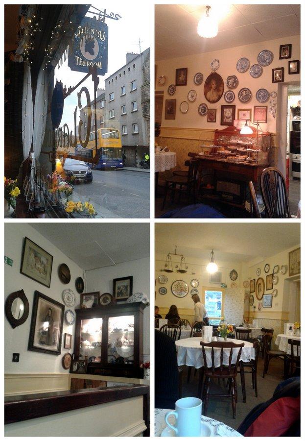 Salons de thé d'Europe