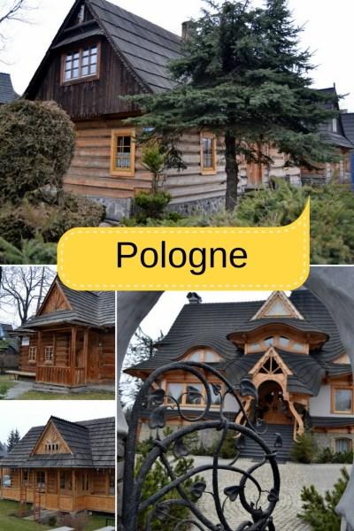 Maisons en bois Zakopane