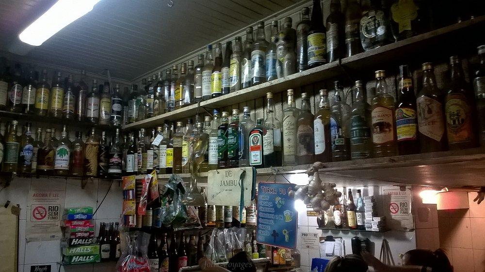 Bar a Cachaca Rio