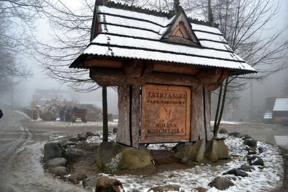 Les célèbres Carpates
