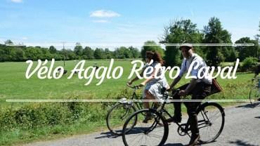 Vélo Agglo Rétro Laval