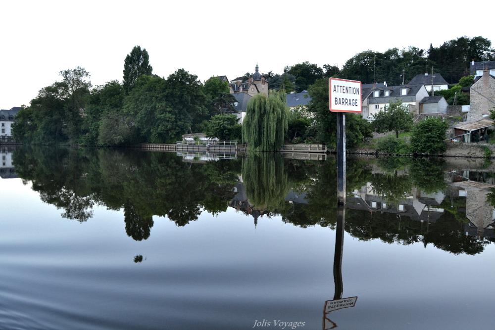 diner-croisiere sur la Mayenne