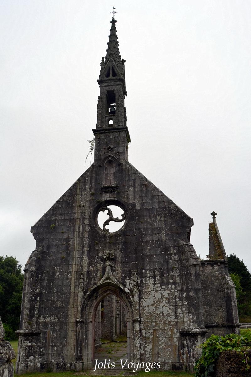 chapelle Ste Barbe Berrien