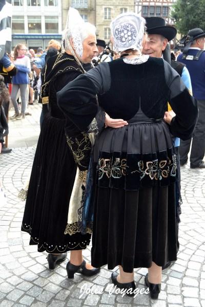 les fêtes bretonnes