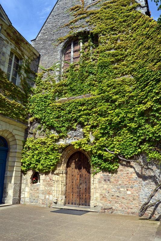 abbaye saint pierre de Solesmes Sarthe