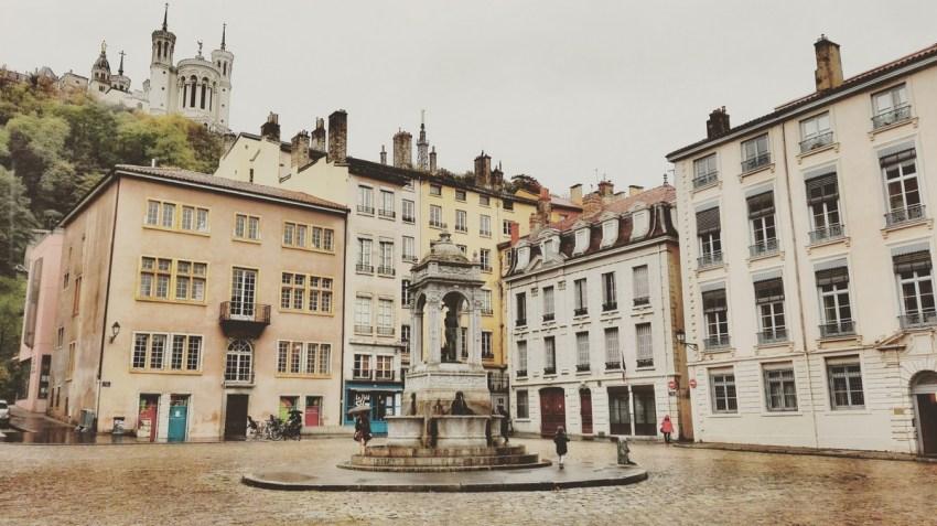 week-end a Lyon