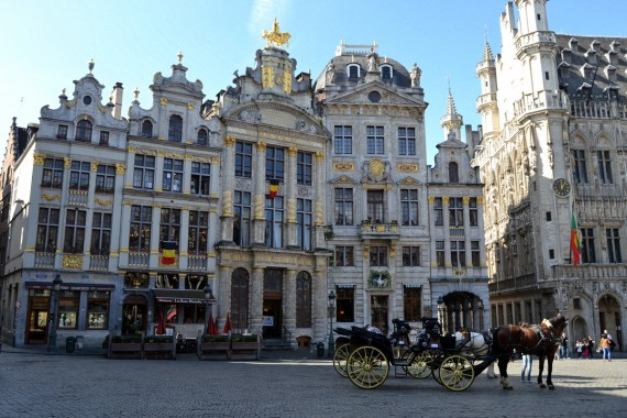 10 idees pour un week-end a Bruxelles