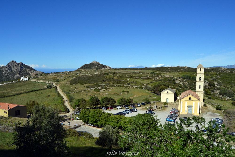 Circuit des villages perchés de Balagne San Antonino : 10 idées pour découvrir la Haute Corse #Corse #Plage #France #Voyage