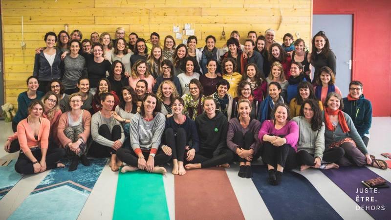 premiere retraite bien-etre entre Yoga et Sisterhood