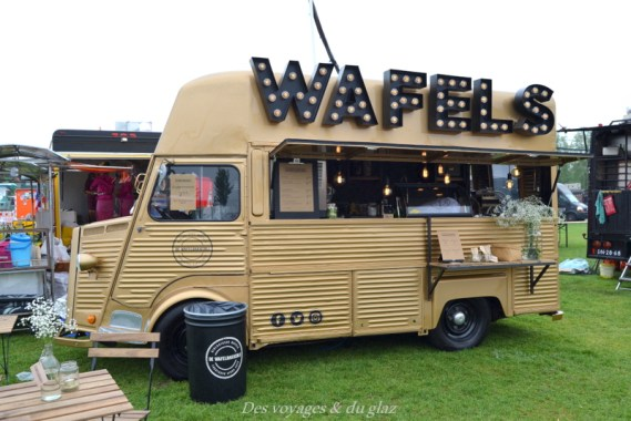 Rollende Keukens festival food truck Amsterdam #FoodTruck #Amsterdam #Food