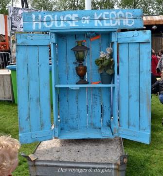 Rollende Keukens est le festivald e Food Trucks à Amsterdam #FoodTruck #Amsterdam #Food