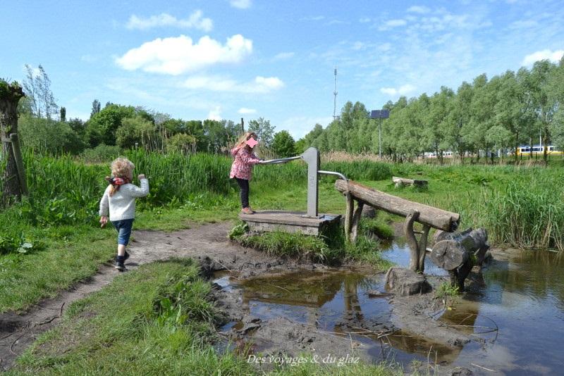 découvrir Westerpark Amsterdam avec des enfants