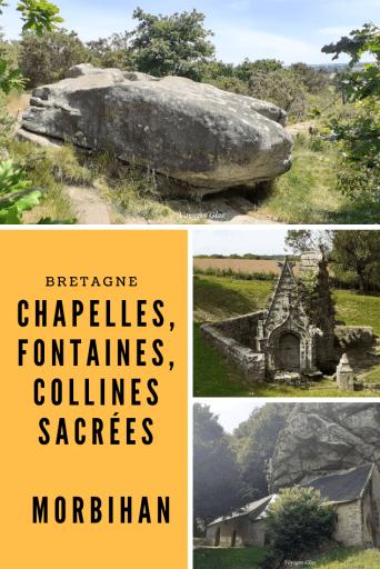 chapelles-fontaines-collines sacrees-Morbihan