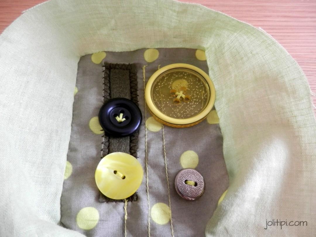 DIY guitare en tissu, les étapes