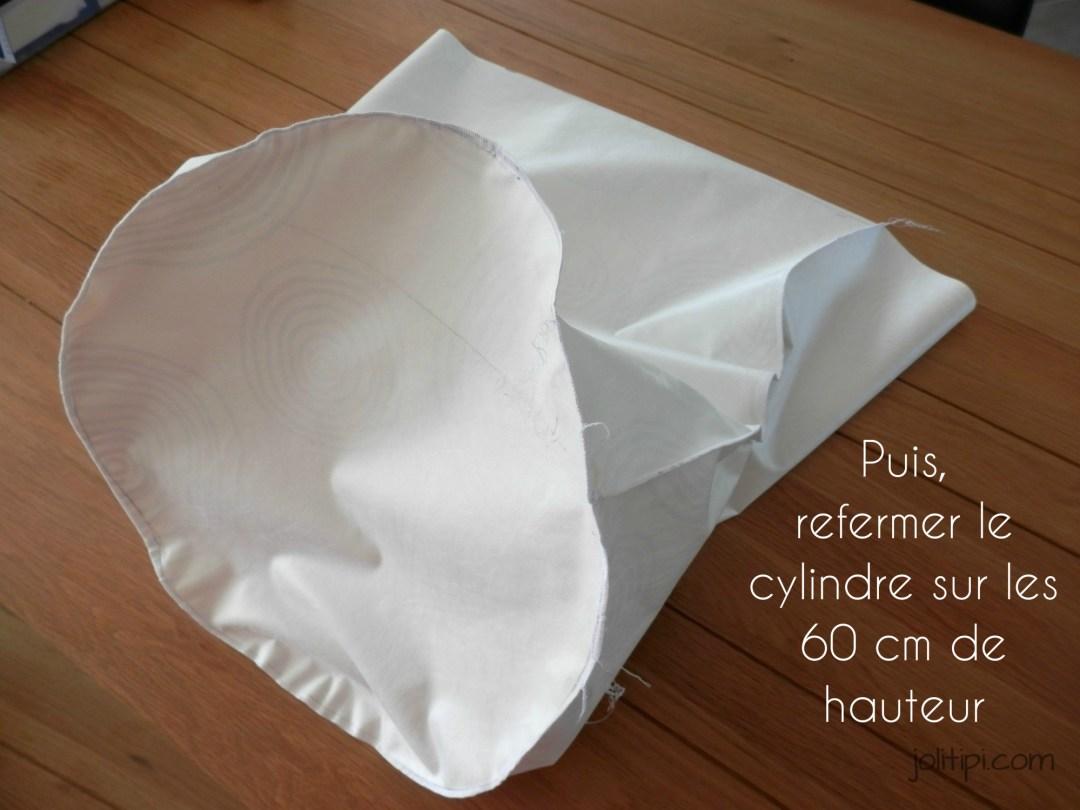 panier à linge - paniers de rangement en tissu