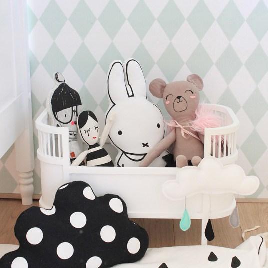 chambre-enfant-noir-blanc