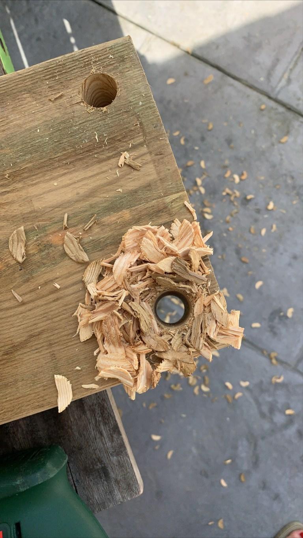 Fabriquer une balançoire bohème