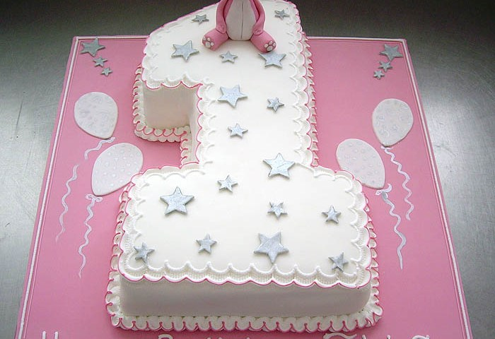 Letter And Number Party Cake And Celebration Cakes Ashford Staines