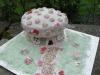 Mushroom Manor Birthday Cake