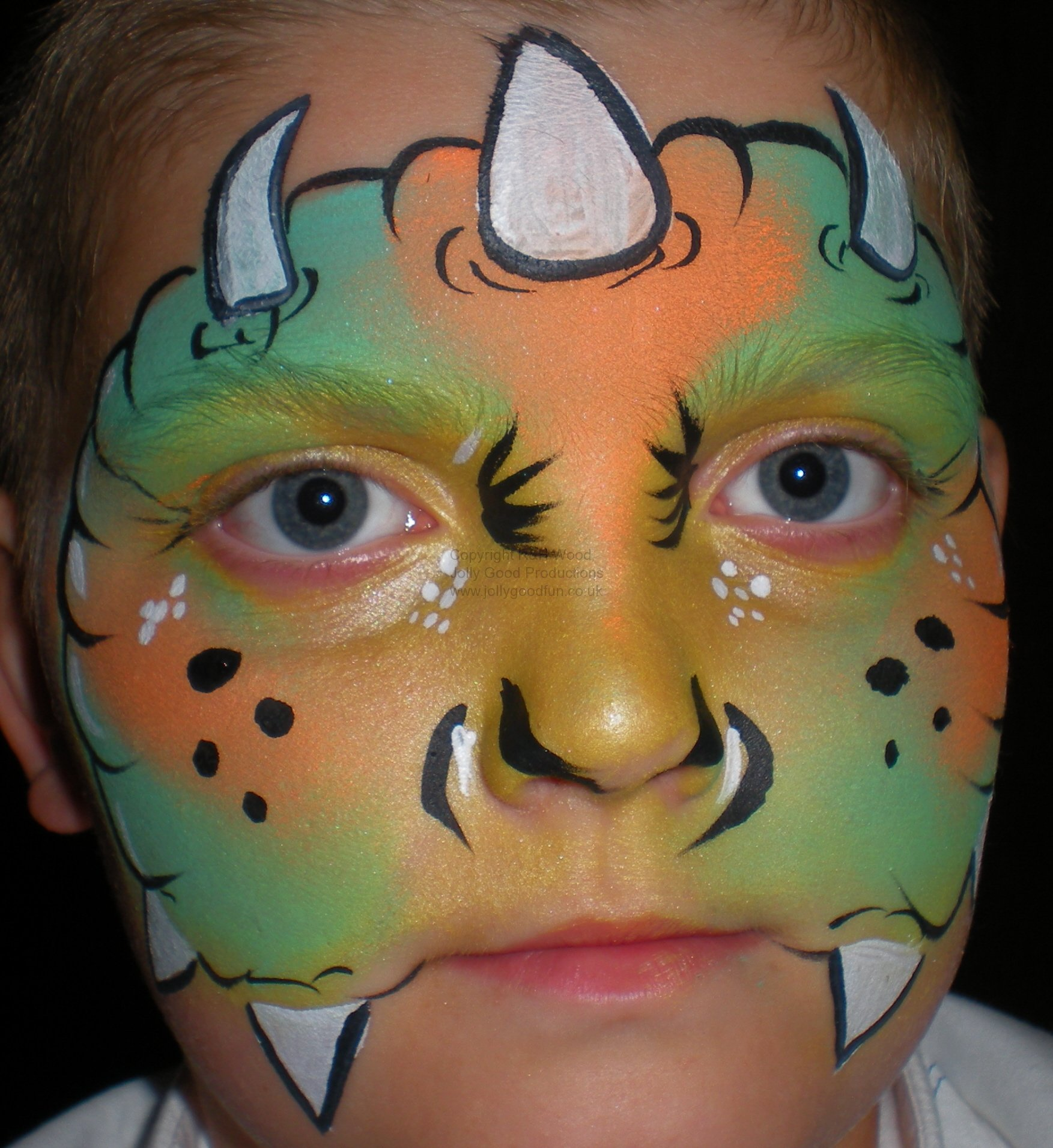 Face Painting Health And Safety Jolly Good Productions
