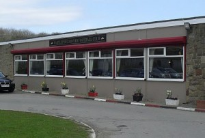 The Hartlepool Rovers Club House