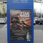Royal Quays Star Wars Piece