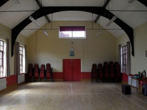 Newton Le Willows Village Hall