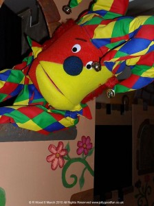 Puppet Show For Younger Children