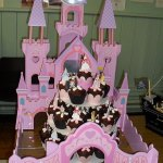 Pirate Cakes In Fabulous Fairy Castle