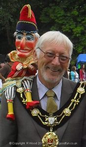 Punch and the Mayor of Ripon
