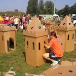 Cardboard Castles | Fab Fun For Kids!