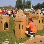 Cardboard Castles | Fab Fun For Kids!