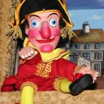 Punch And Judy | 350th Anniversary Celebrations