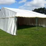Children's Entertainer Tent | What Type, What Size?
