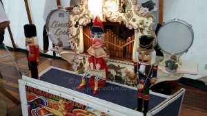 Mr Punch and Barrel Organ