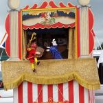 Punch and Judy Man, County Durham
