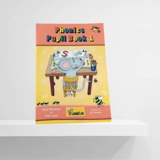 JollyPhonicsPupilBook1